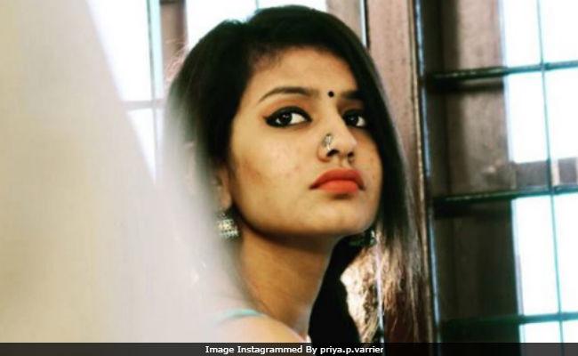 Internet sensation Priya Prakash Varrier to make her Bollywood debut opposite Ranveer Singh simmba movie