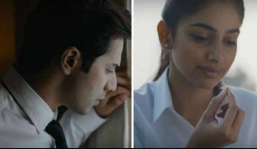 October song Tab Bhi Tu : This Varun Dhawan and Banita Sandhu song tab bhi tu song from october movie is heart-wrenching