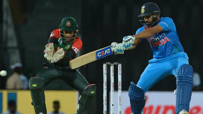 India vs Bangladesh Nidahas Trophy Final 2018 live: Rohit Sharma-Led Team India Start Favourites Against Gutsy Bangladesh Live Cricket Score, Commentary