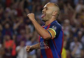 Barcelona vs Chelsea:Andres Iniesta has a knack for great performances against Chelsea