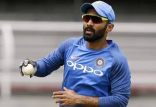 Twitter brutally Trolls Indian opener Murali Vijay For Ignoring Dinesh Karthik In His Congratulatory Tweet