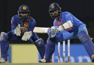 4th t20 India vs srilanka Nidahas Trophy: Manish Pandey and Dinesh Karthik Guide India To 6-Wicket Win Over Sri Lanka