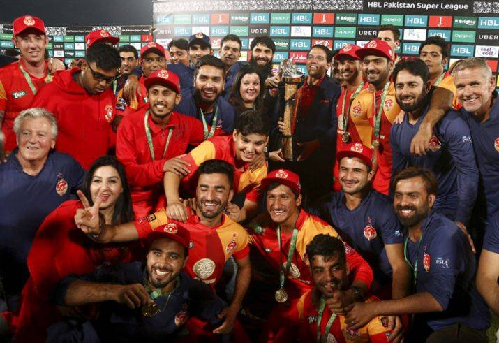 Psl final 2018: New zealand Luke Ronchi powers Islamabad United to PSL trophy