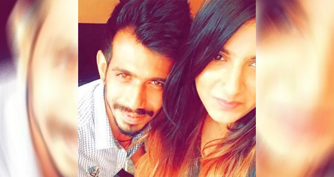 Indian cricket player Yuzvendra Chahal Opens Up About His Relationship Withkannada actress tanishka kapoor