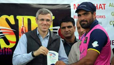 ipl 2018 :From Night watchman's big test in IPL T20, Kashmir's Manzoor Dar living his dream