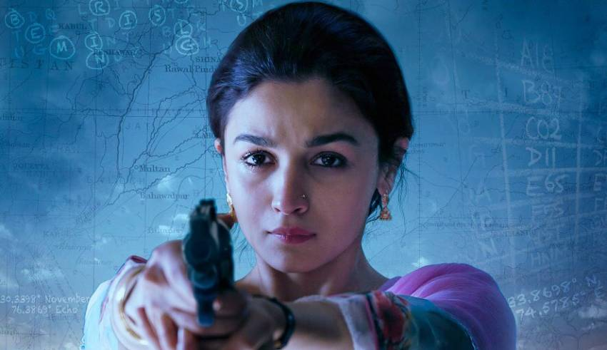 Raazi movie trailer :the trailer karan johar Dharma Productions Raazi', starring Alia Bhatt and Vicky Kaushal in the lead has reportedly taken the internet by storm.