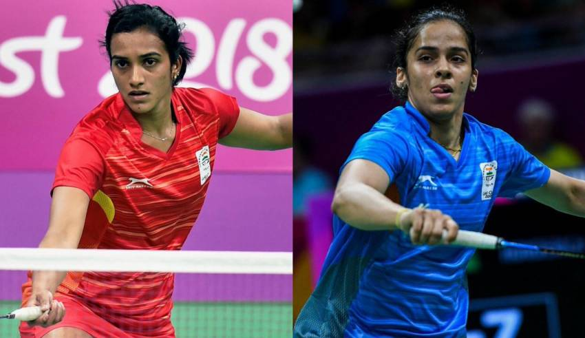 2018 Commonwealth Games  news :Badminton singles player  Saina Nehwal beats PV Sindhu to win gold; Kidambi Srikanth settles for silver.
