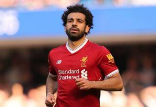 Mohamed Salah has scooped up yet another award after his fabulous first season with Liverpool