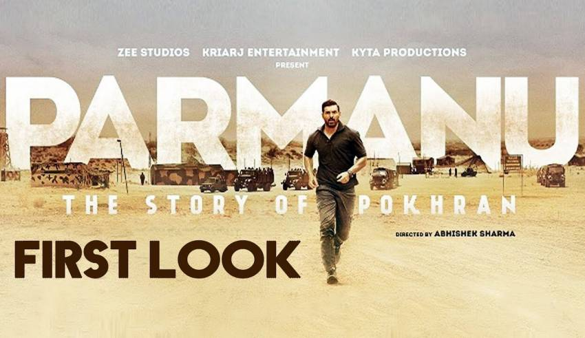 Parmanu - The Story Of Pokhran trailer: John dhoomstar John Abraham Is 'Happy To Return To Films After 2 Years
