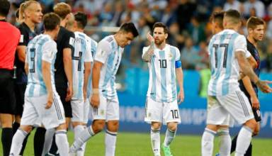FIFA World Cup 2018 Croatia vs Argentina highlights: