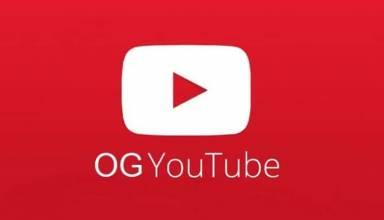 OG Youtube Android Program
