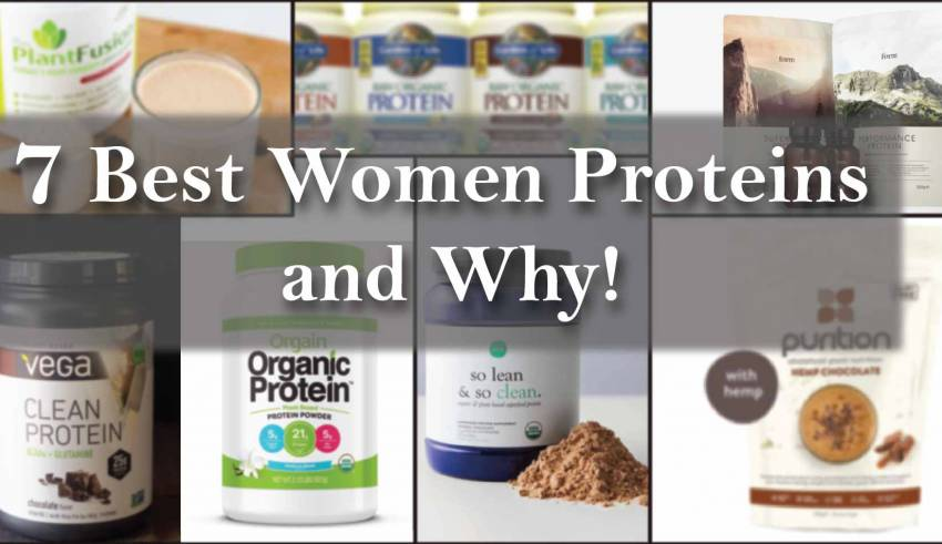 Best Protein Powders for Women