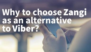 Why to choose Zangi as an alternative to Viber?