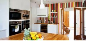 5 Paint Ideas for Beautiful Kitchenn