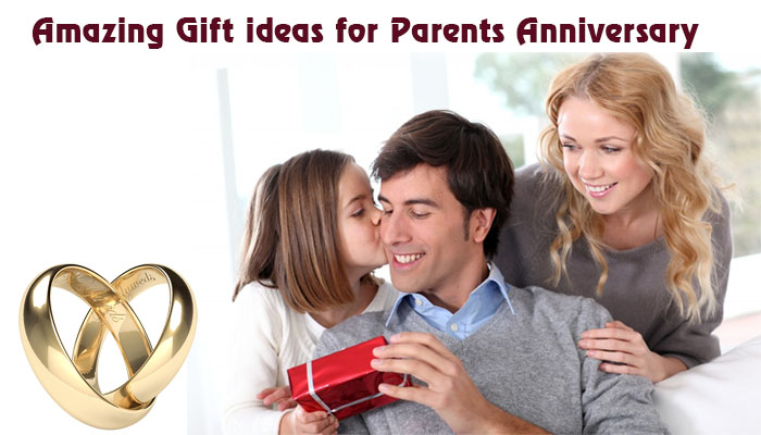 Amazing Gift ideas for your Parents Anniversary