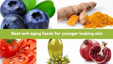 Best-anti-aging-foods
