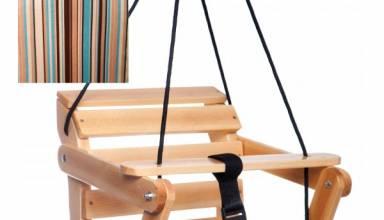 wooden-swing