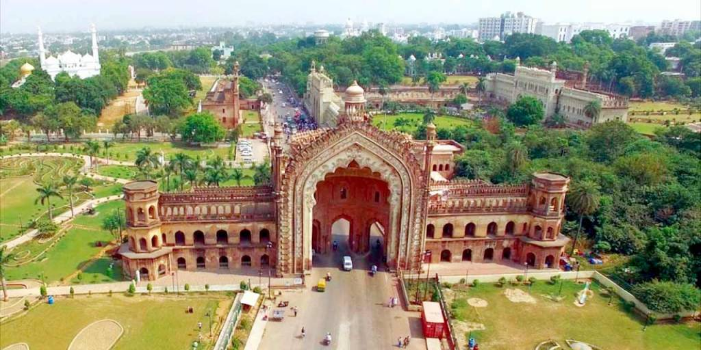 Explore the Rumi Darwaza