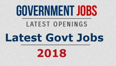 Government Jobs Latest openings