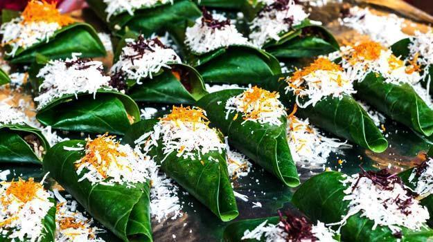 Have the famous Lucknawi Paan