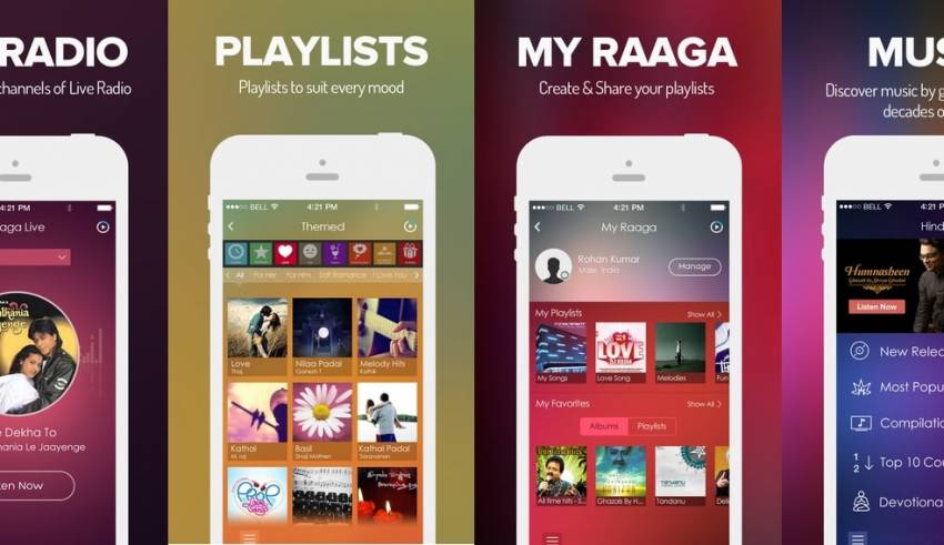 5 Best Music Streaming Apps For Android and iOS 2018 – Mynewsfit