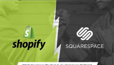 Shopify vs. Squarespace: Which One Serves The Best As An eCommerce Platform?