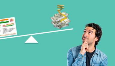 How to Get Instant Personal Loan on Aadhaar Card