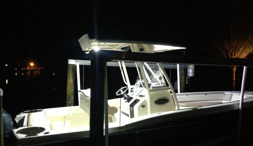 5 Amazing Advantages of LED Boat Spreader Lights You Should Know