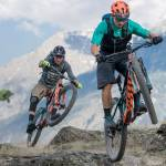 Good things come to those who ride Scott Mountain bikes