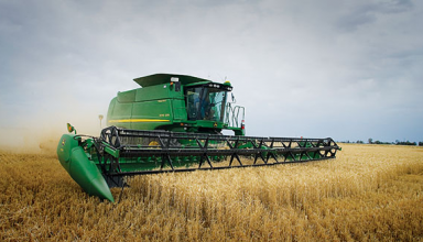 farms and farm machinery