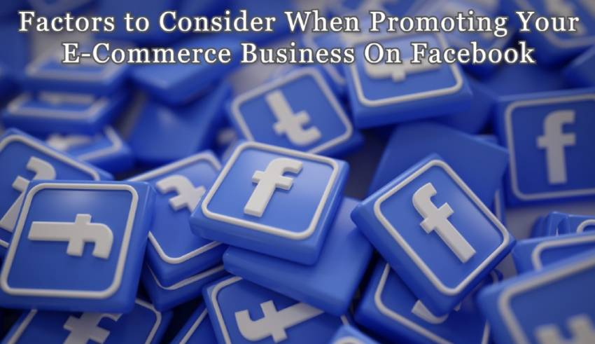 how to promote facebook