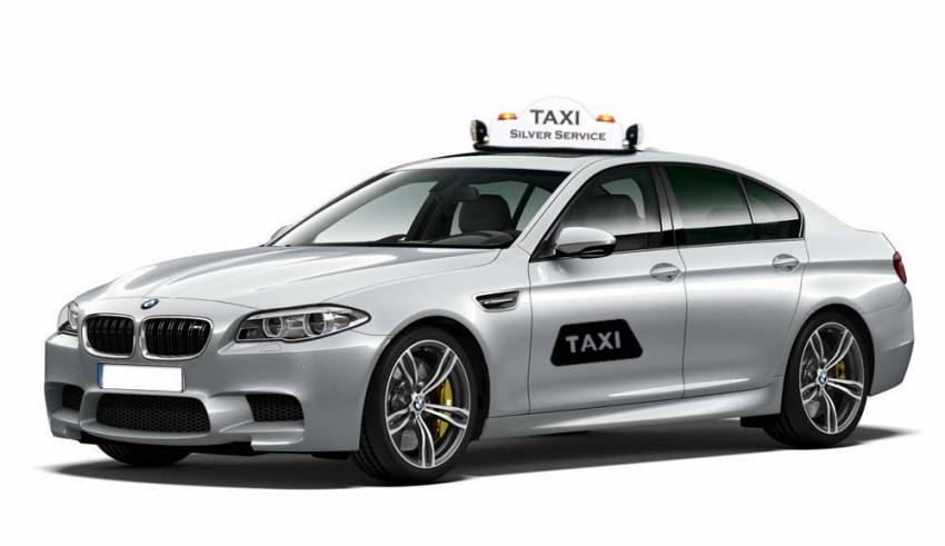 Silver Taxis Melbourne