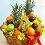 fruit basket by post