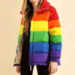 Rainbow Fashion Trend