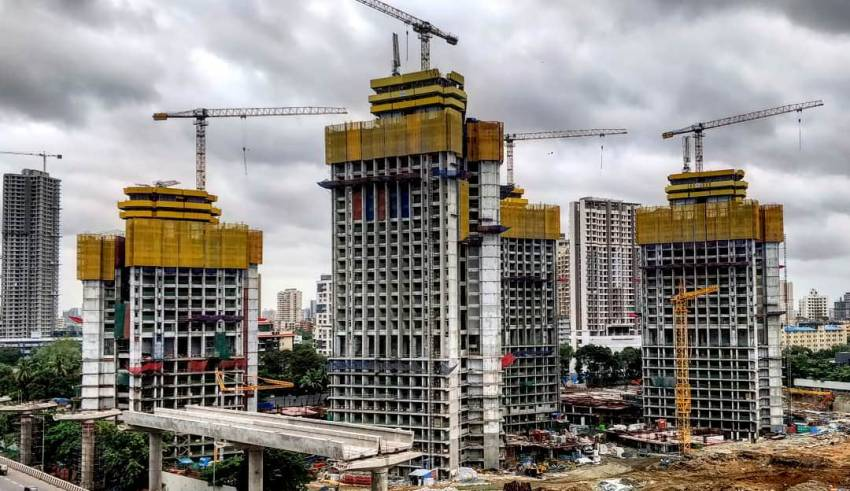 Commercial Building Construction In Delhi