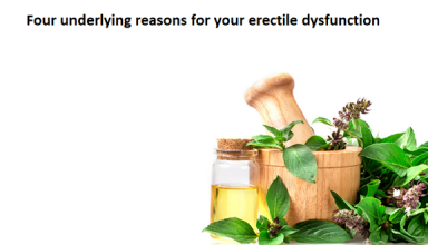 reasons of erectile dysfunction