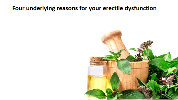 reasons of erectile dysfunction