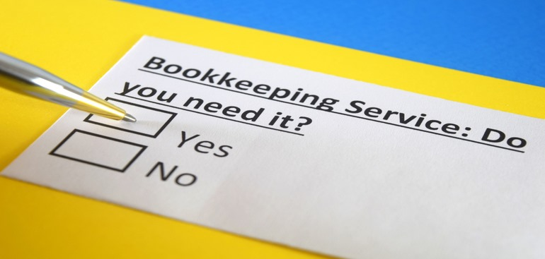 What does a book keeper?