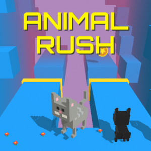 Animal Rush- Hyper Casual Game