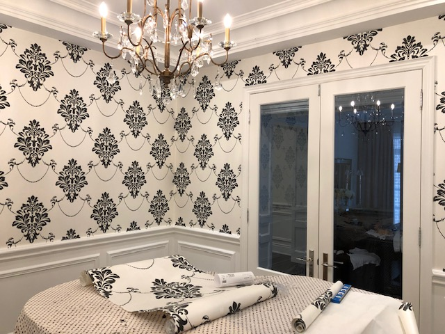 Wallpaper Vs. Paint: Which One To Choose?