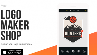 8 Best Logo Design Apps Helps You to Build a Brand within Your Phone