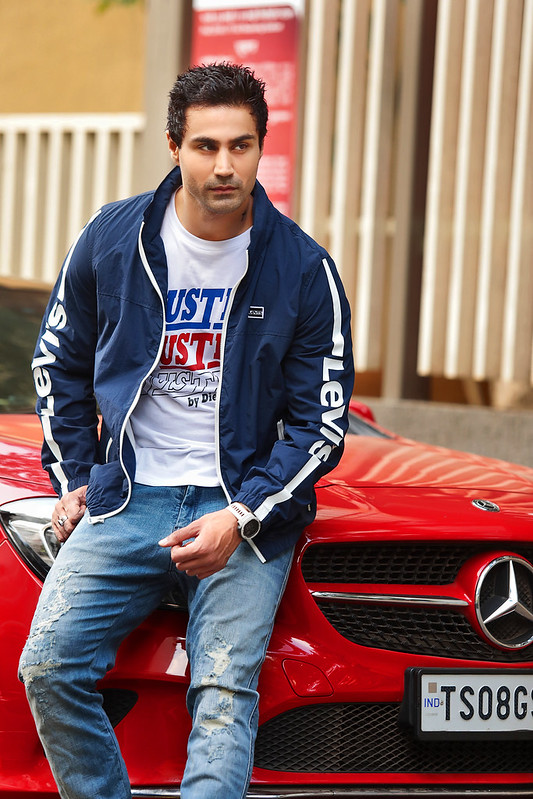 Karan Oberoi ko model and actor