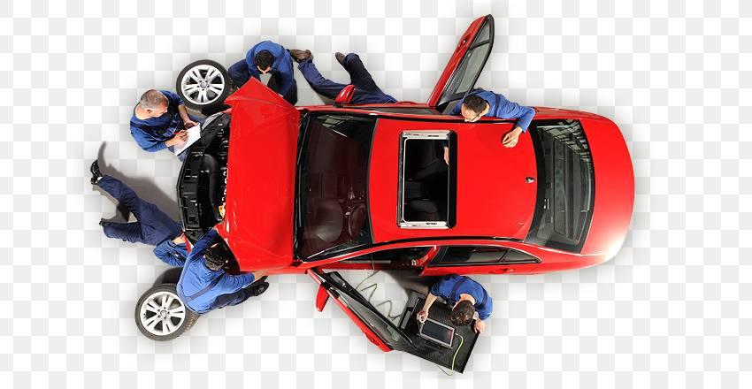 doorstep car repair application