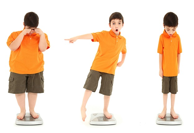 BMI calculation for kids