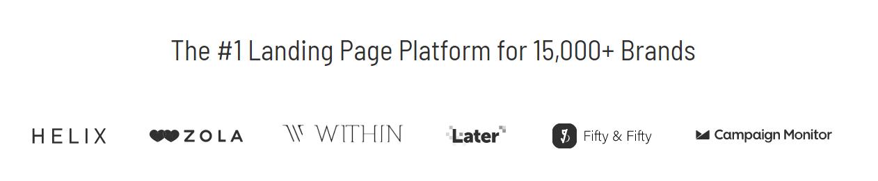 Landing Page Platform