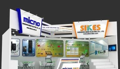 exhibition stand in India