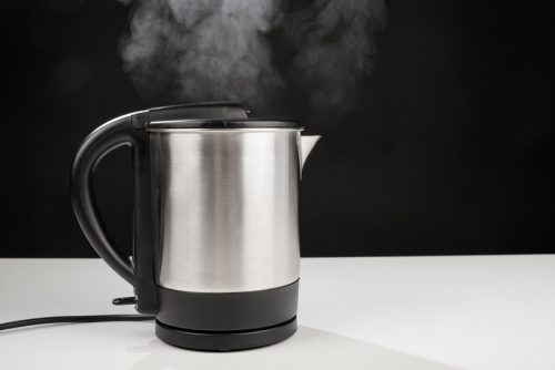 kettle for boiling water