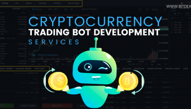 Cryptocurrency-Trading-Bot-Development-Services