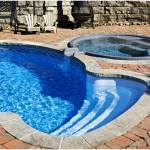 Restyling swimming pool this summer