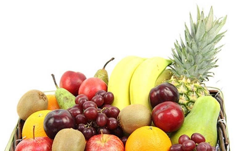 Fruit basket delivery uk